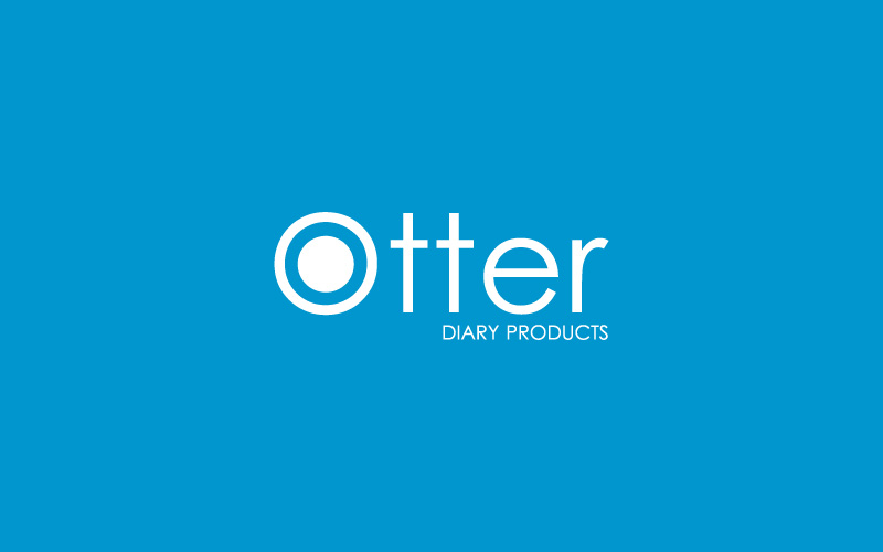 Dairy Products Logo Design