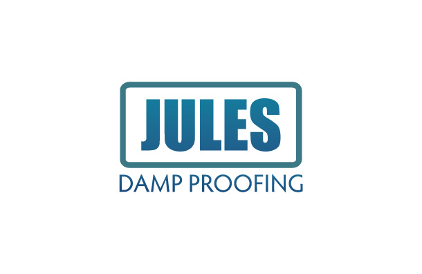 Damp Proofing & Control Logo Design