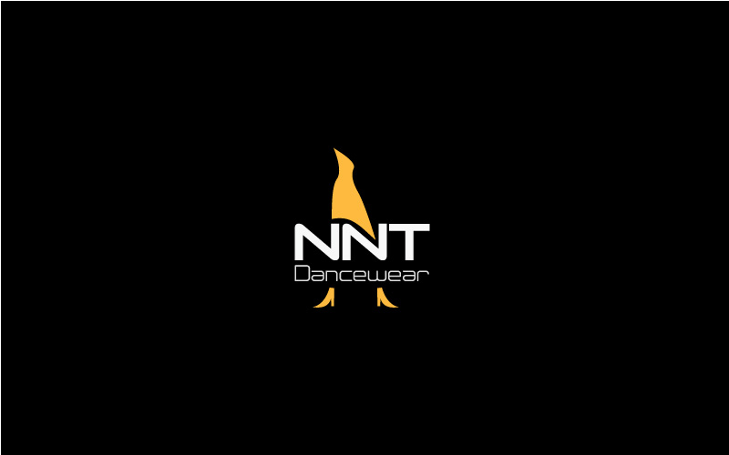 Dancewear Logo Design