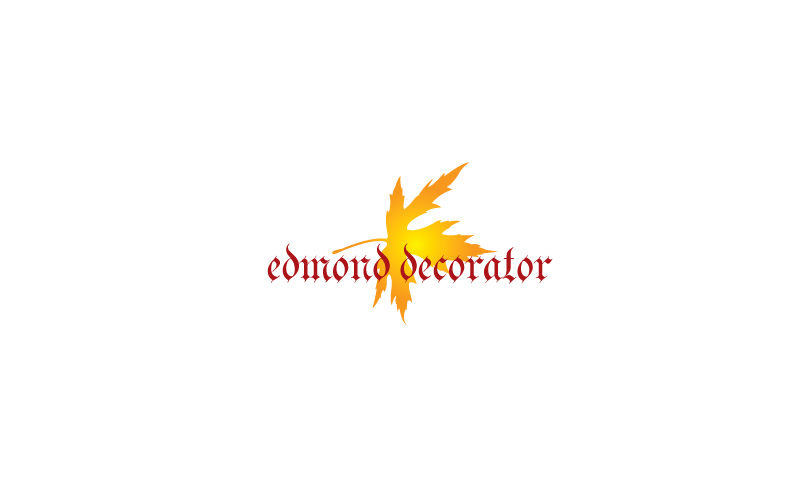 Decorator Contractors Logo Design