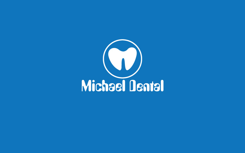 Dental Implants Logo Design