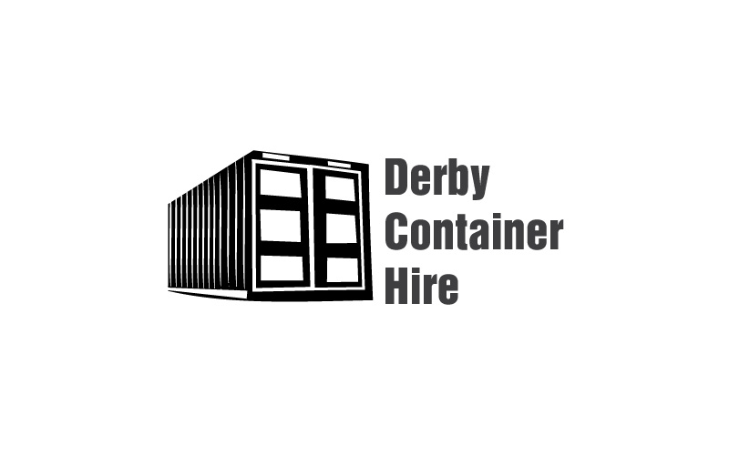 Container Hire Logo Design