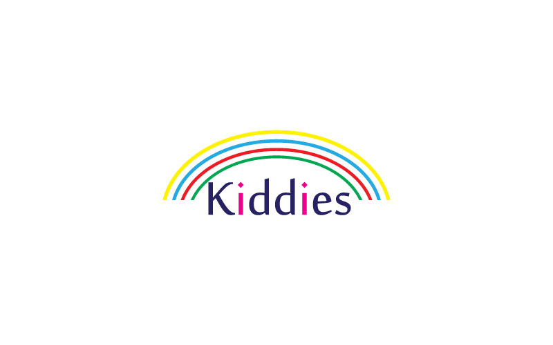 Designer Kids Clothes Logo Design