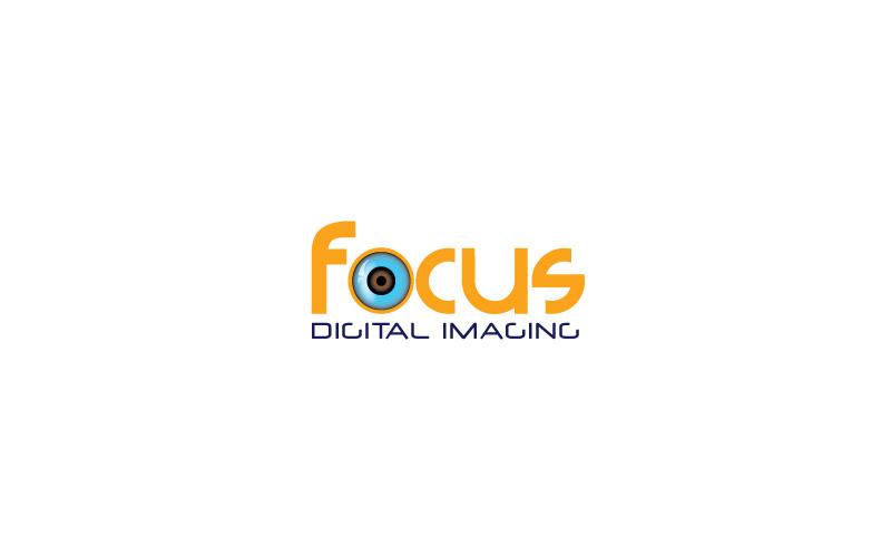 Digital Imaging Logo Design