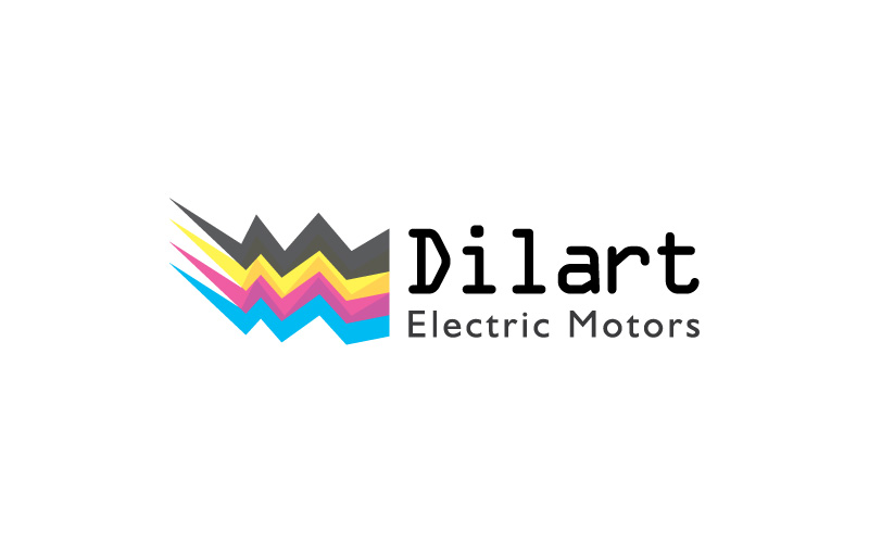 Electric Motors Logo Design