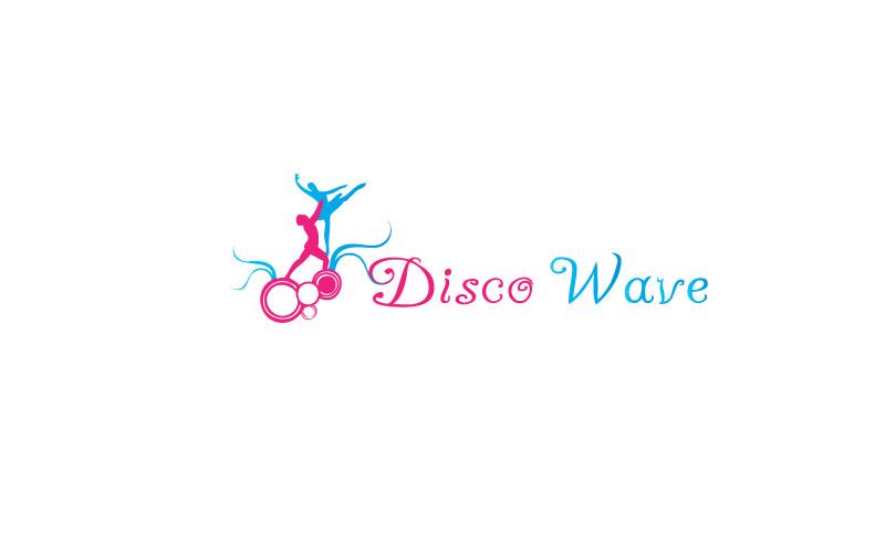 Discos Logo Design