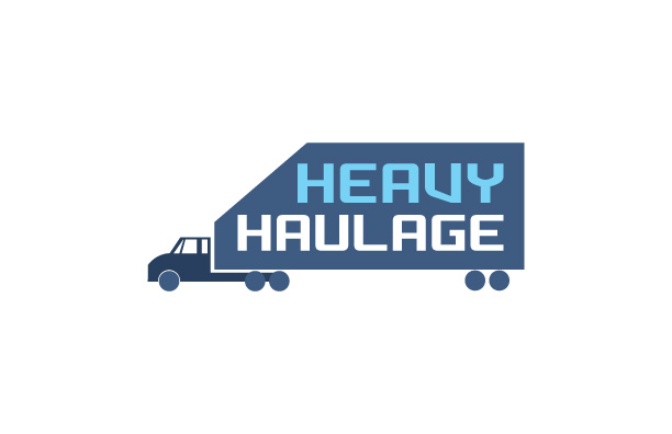 Distribution & Haulage Logo Design