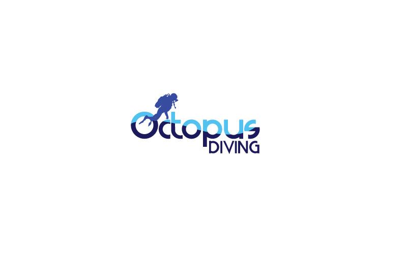 Diving Schools & Equipment Logo Design