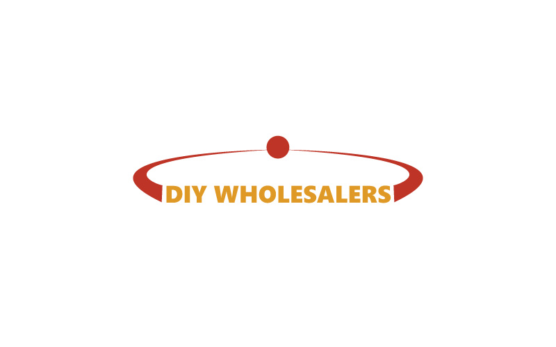 Diy Wholesalers Logo Design
