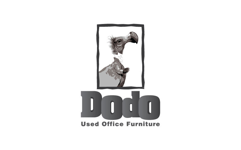 Used Office Furniture Logo Design