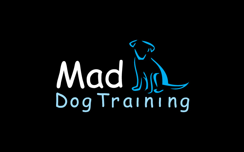 Dog Agility Training Logo Design