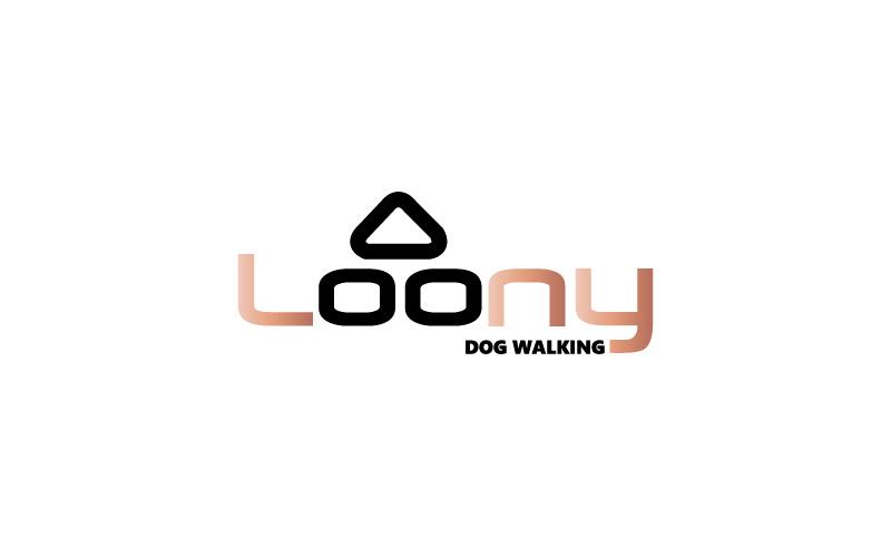 Dog Walking Logo Design