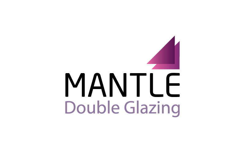 Double Glazing Companys Logo Design