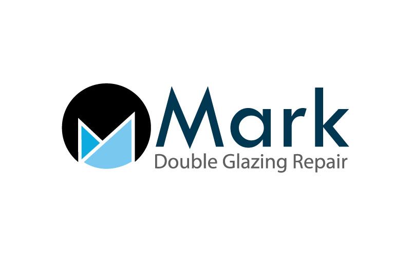 Double Glazing Repair Logo Design