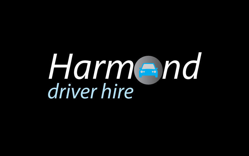 Driver Hire Logo Design