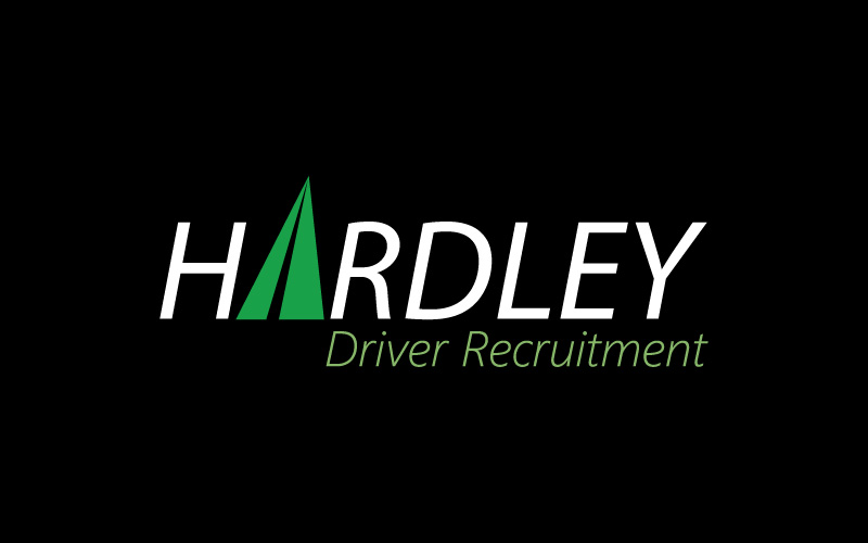 Driver Recruitment Logo Design