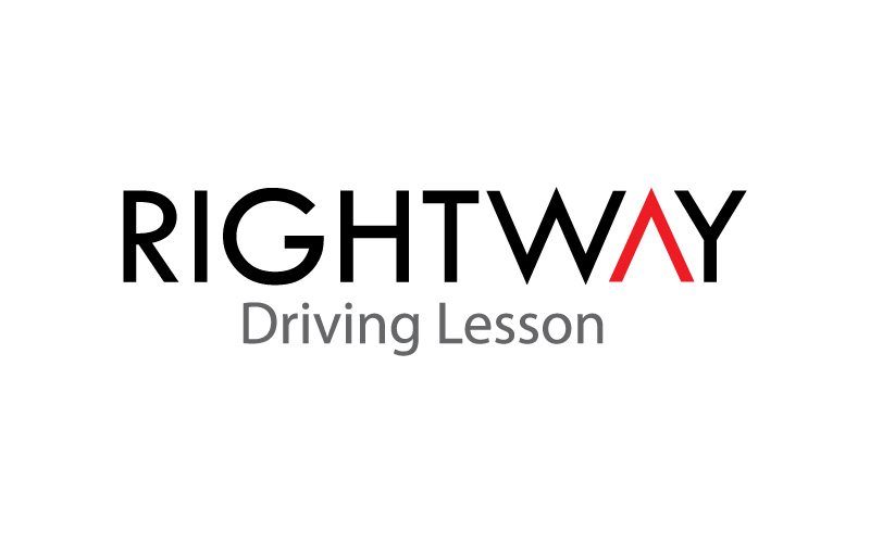 Driving Lessons Logo Design