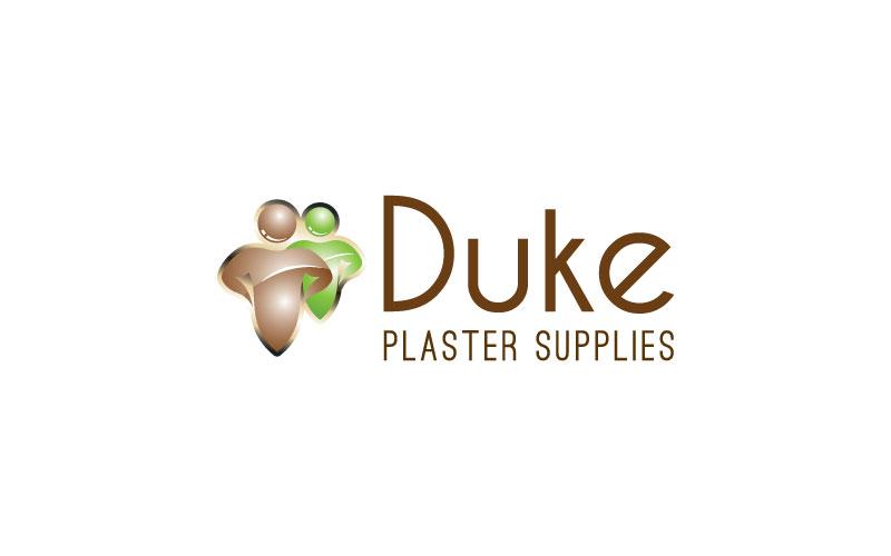 Plaster Supplies Logo Design