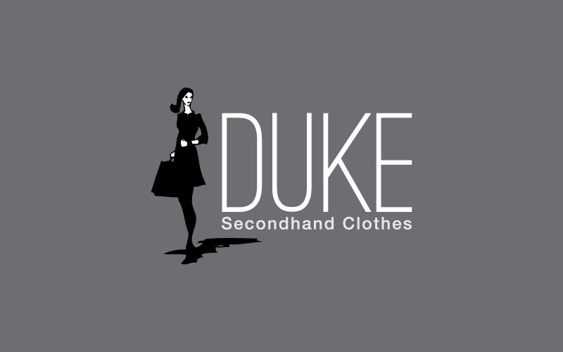 Secondhand Clothes Logo Design