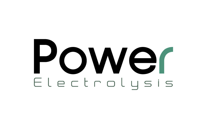 Electrolysis Logo Design