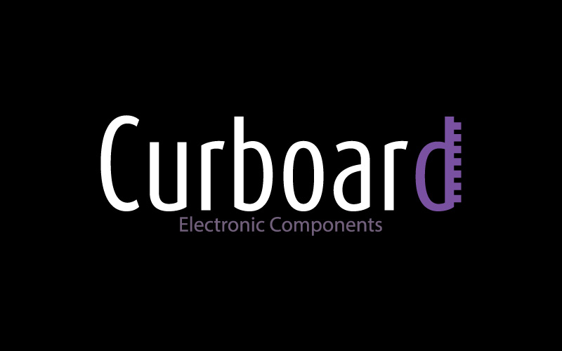Electronic Components Logo Design