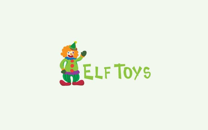 Toys Logo Design