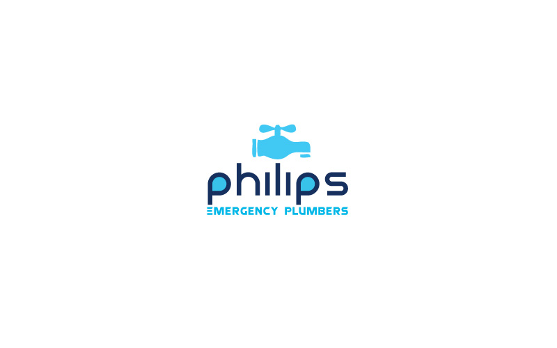 Emergency Plumbers Logo Design