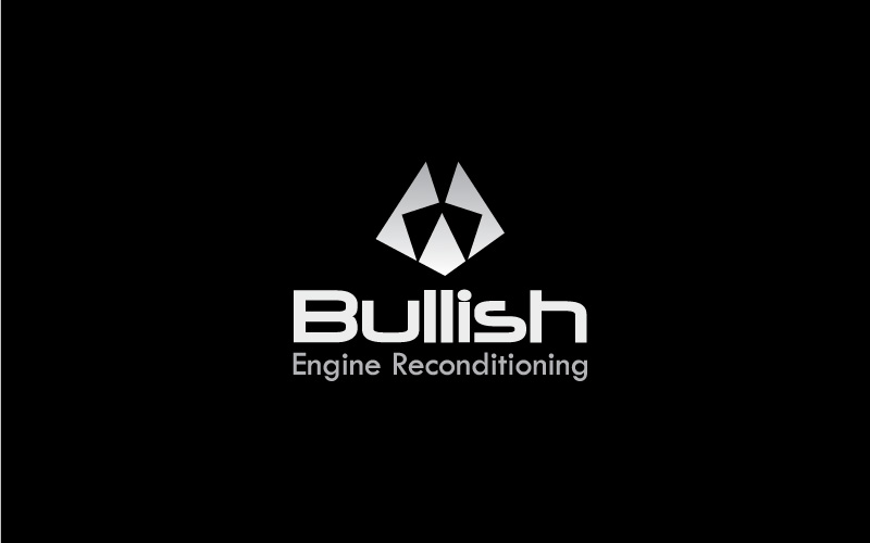 Engine Reconditioning Logo Design
