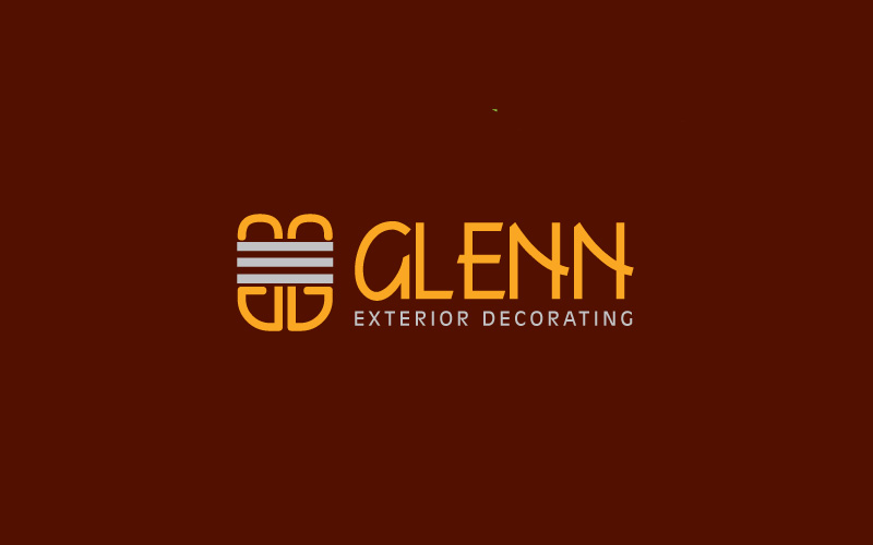 Exterior Decorating Logo Design