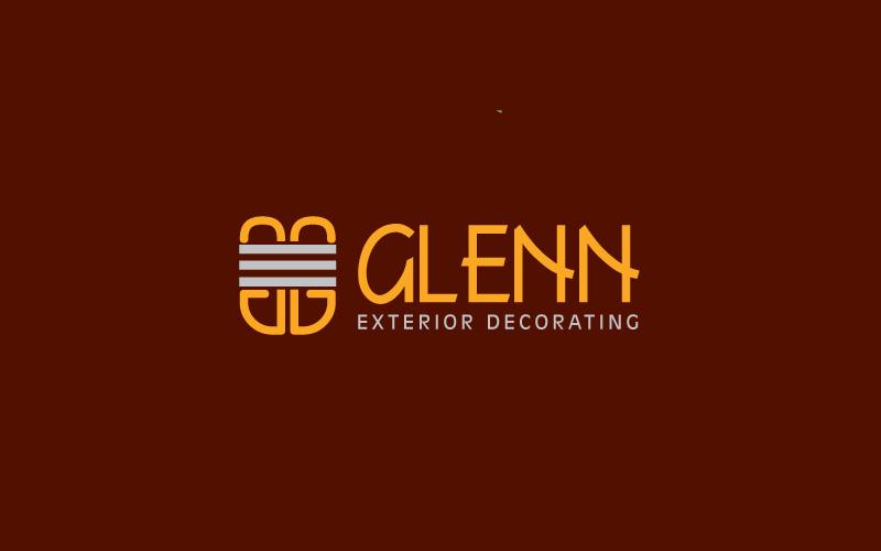 Exterior Decorating Logo Design