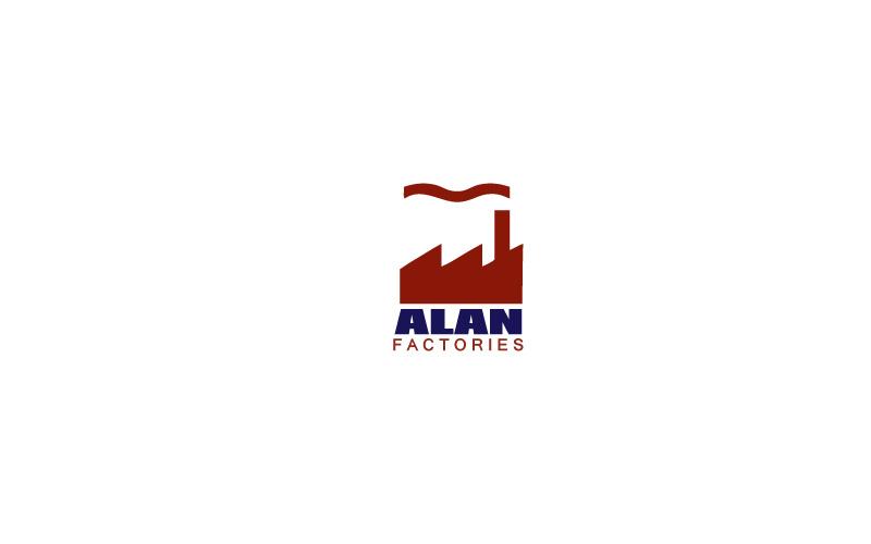 Factories Logo Design