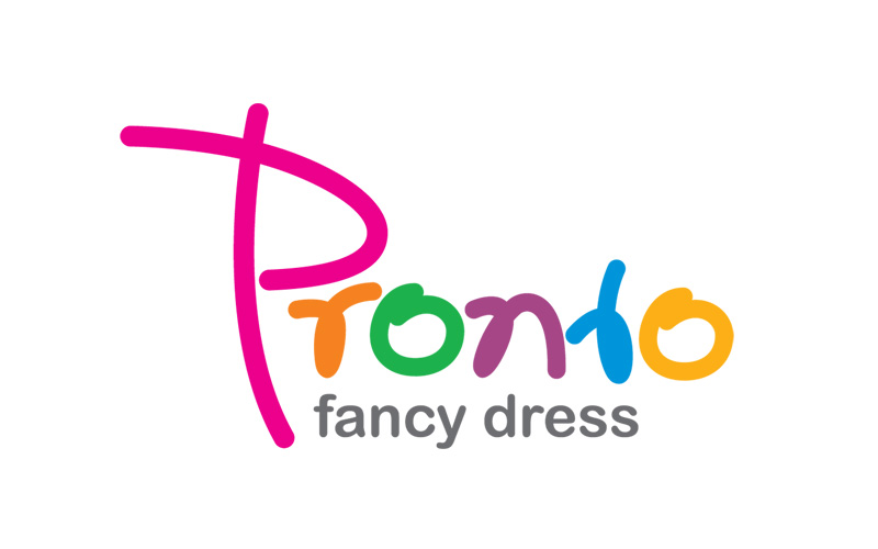 Fancy Dress Logo Design