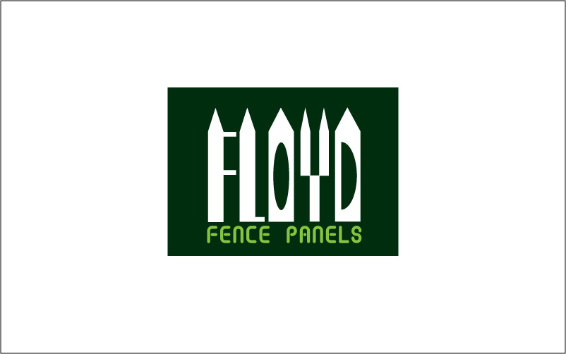 Fence Panels Logo Design