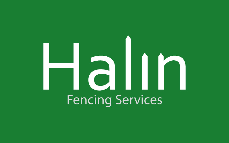 Fencing Services Logo Design