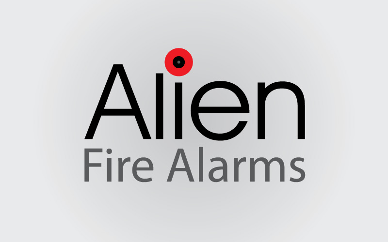 Fire Alarm Installers Logo Design