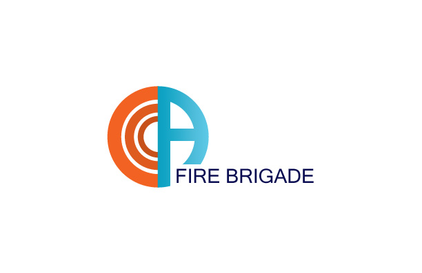 Fire Brigade Logo Design