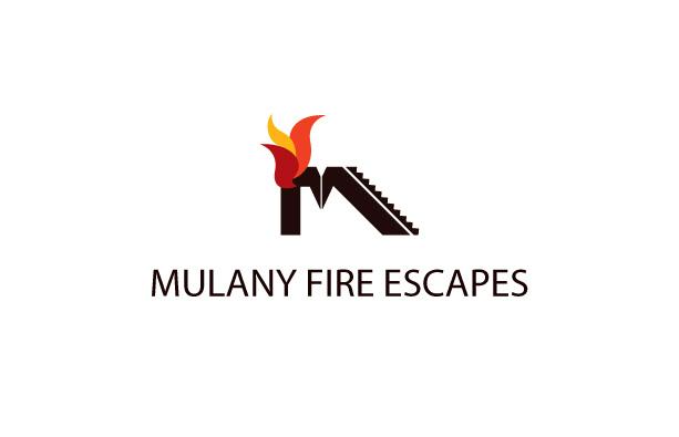 Fire Escapes Logo Design