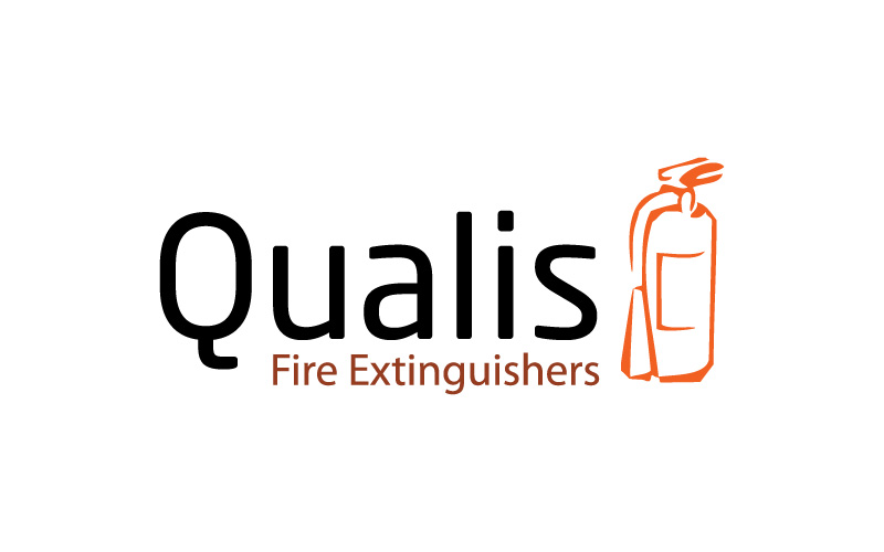 Fire Extinguishers Logo Design