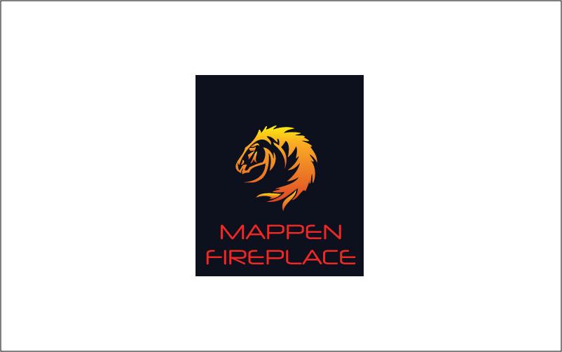 Fireplaces Logo Design