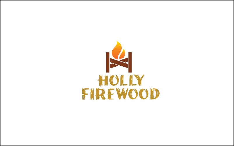 Firewood Logo Design