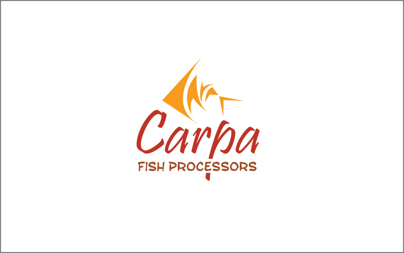 Fish Processors Logo Design
