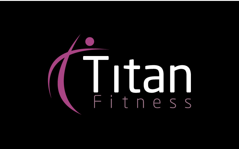 Fitness Training Logo Design