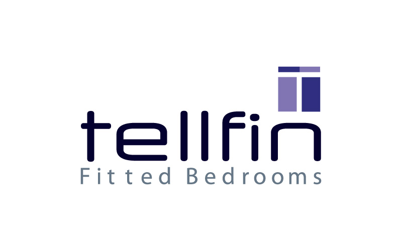 Fitted-Bedrooms Logo Design
