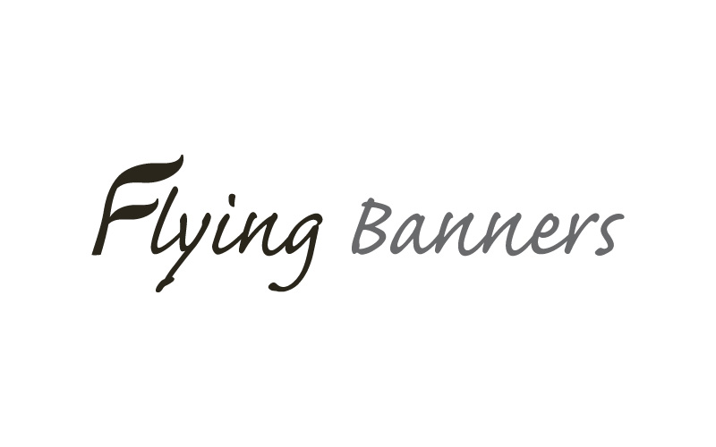Flags, Banners & Bunting Logo Design