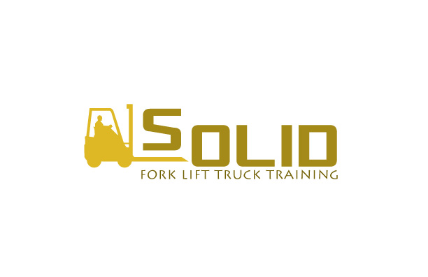 Fork Lift Trucks Logo Design