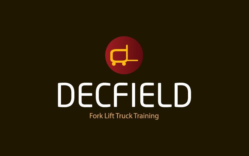 Fork Lift Truck Training Logo Design