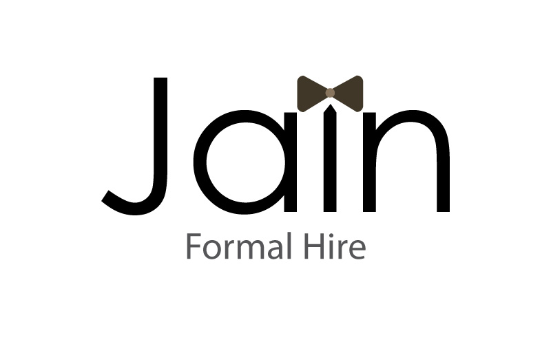 Formal Hire Logo Design