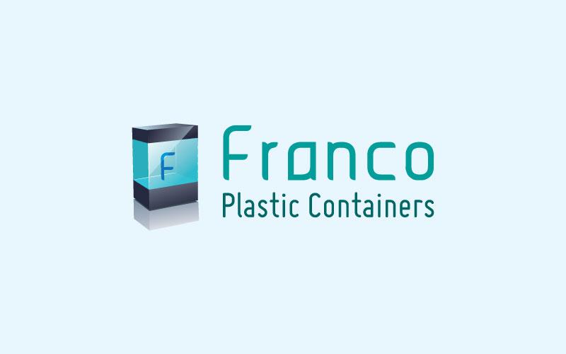 Plastic Containers Logo Design