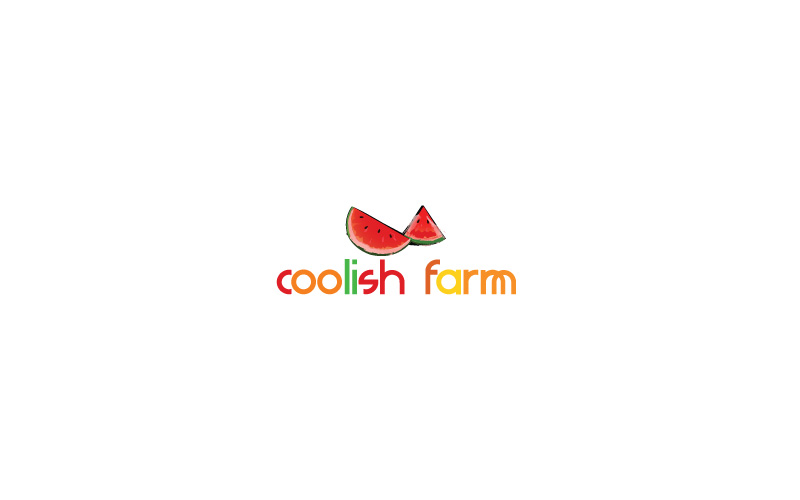 Fruit Shop Logo Design