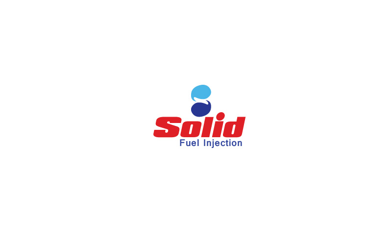 Fuel Injection Logo Design